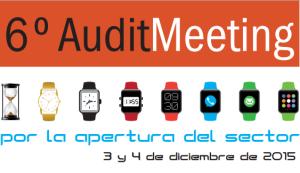 sexta edición auditmeeting