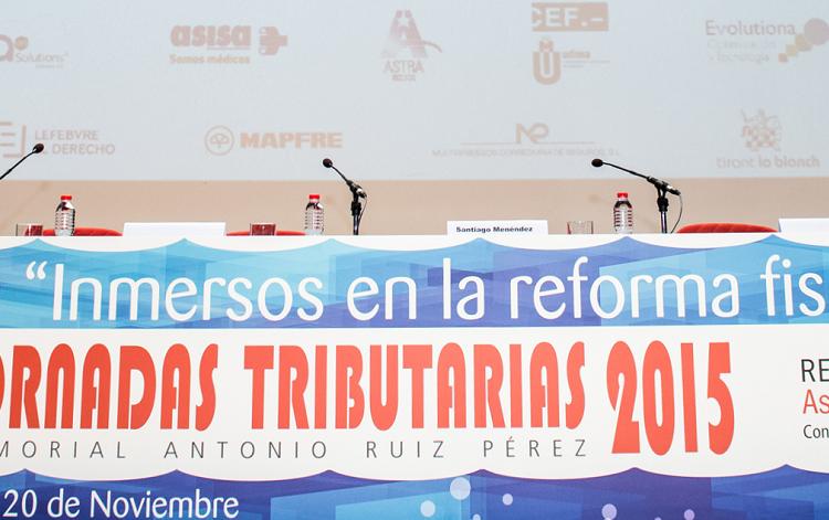 Evolutiona, patrocinador de las Jornadas Tributarias 2015