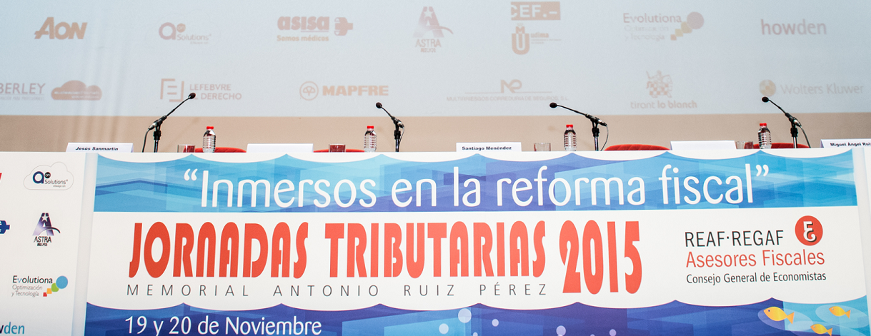 conferencias jornadas tributarias 2015